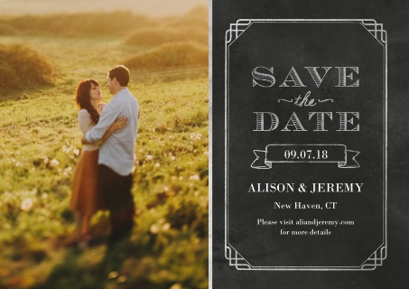 Together Always Save The Date
