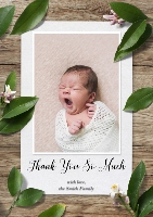 Baby Shower Thank You Cards Thank You Cards Snapfish
