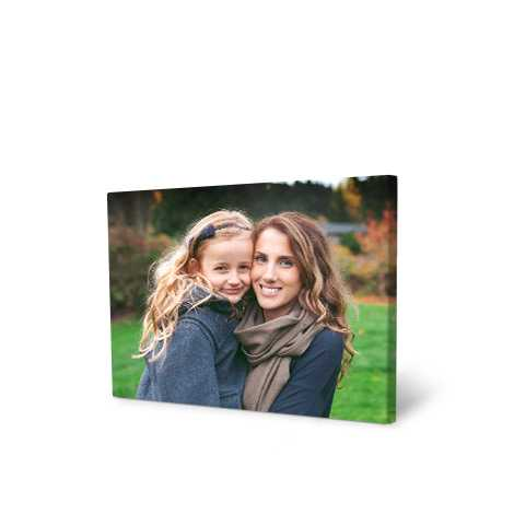 "16x12"" Slim Canvas Print"