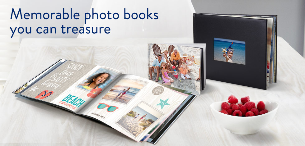 Create your holiday photo book
