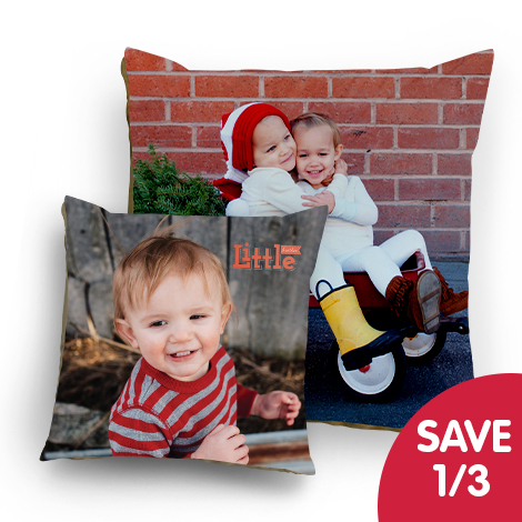Save a 1/3 on cushions