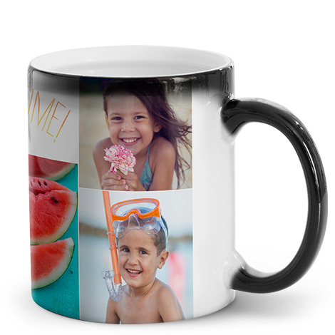 11oz Single Image and Collage Magic Mug