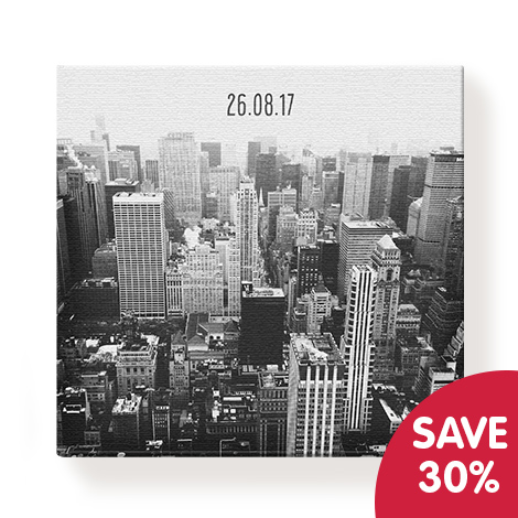 Save 30% on all slim canvases!
