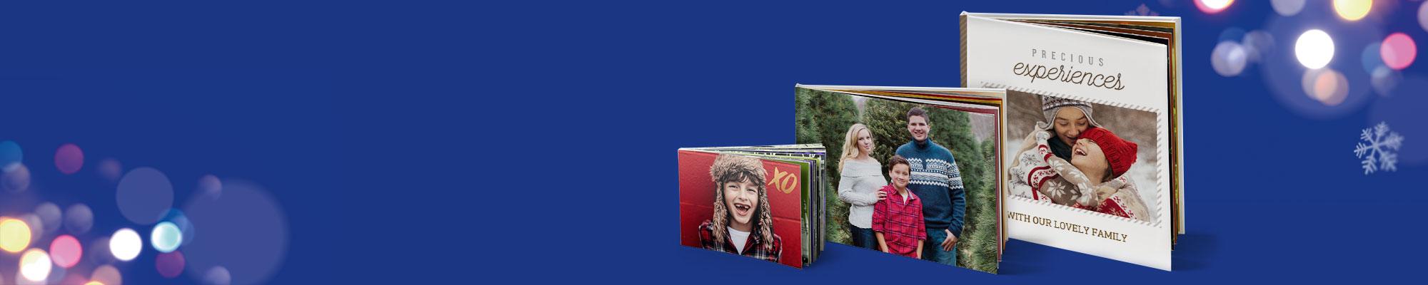 Photo Books The modern photo album - create stylish and personalised photo albums featuring your favourite photos