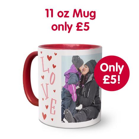 11oz Mugs only £5