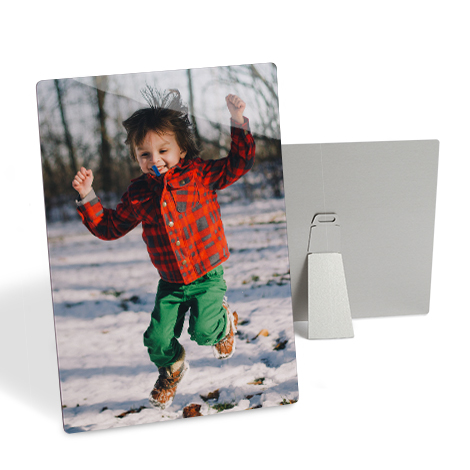 "7x5"" Aluminium Photo Prints"