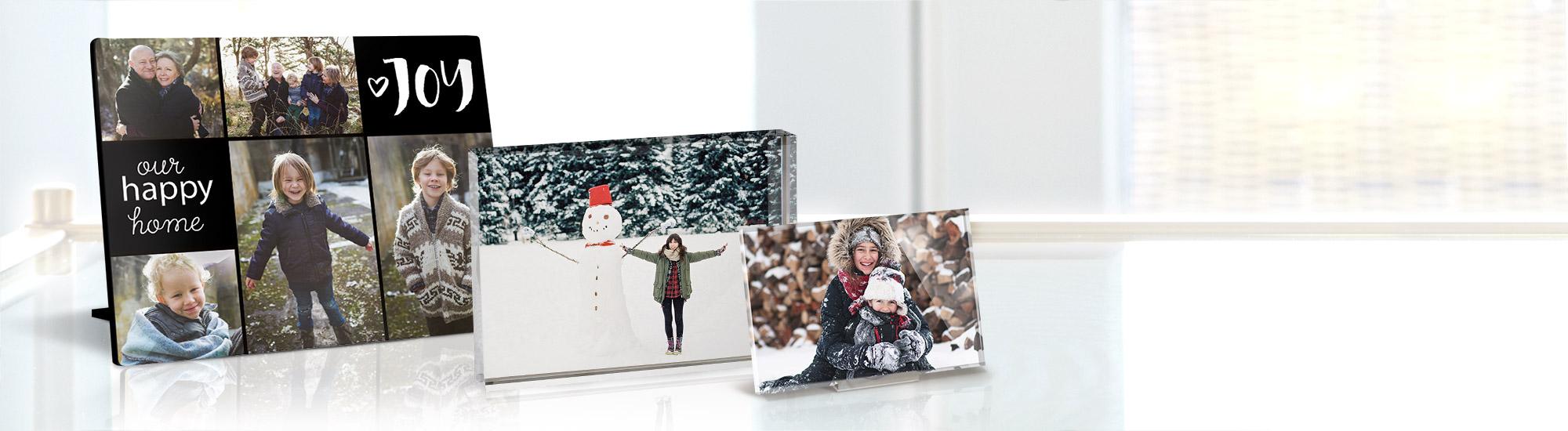Acrylic Prints & Photo Panels