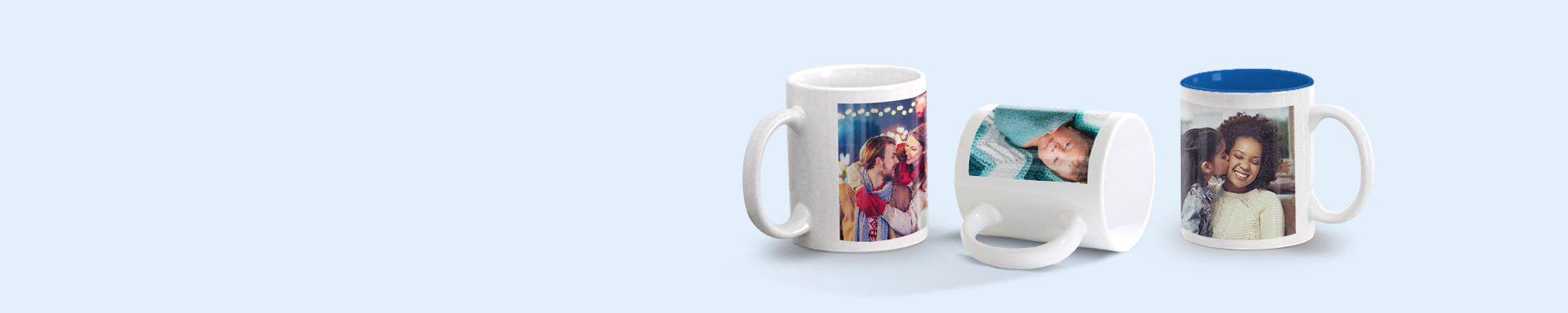 Photo Mugs : Create your very own photo mug or make one for your loved ones