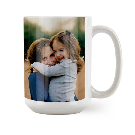 15oz Single Image and Collage Mug