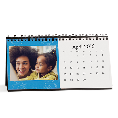 "10x5"" Desk Calendars"
