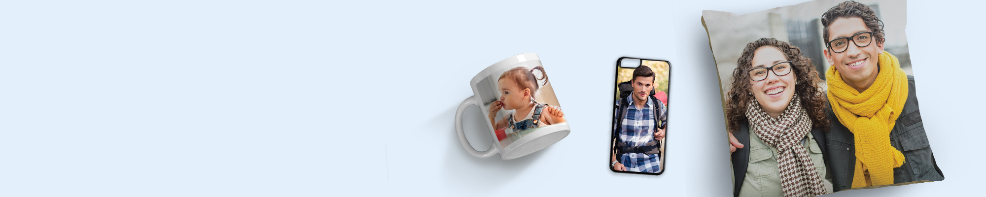Photo Gifts A wide range of fantastic gifts for your family or friends or a treat for you!
