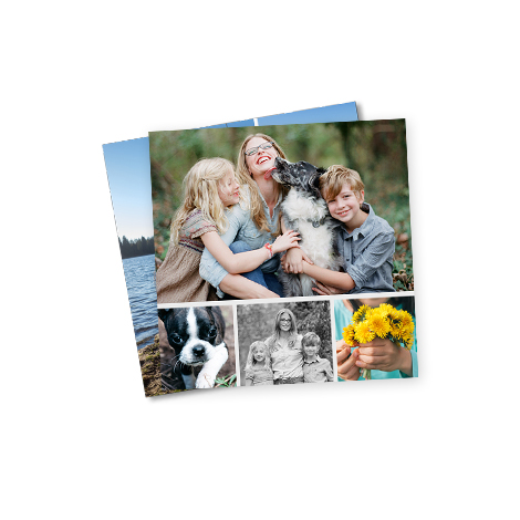 "4x4"" Collage Photo Prints"