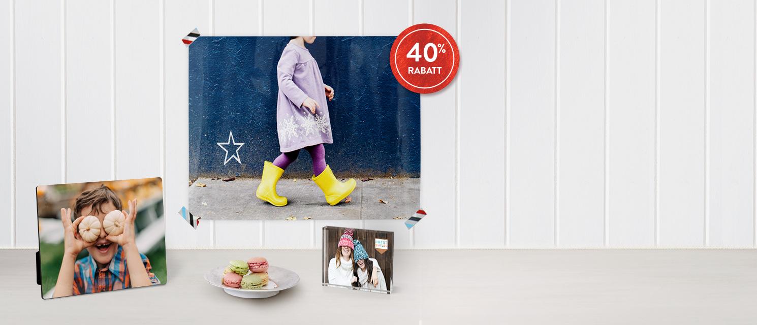 Schmücken Sie Ihr Zuhause… : 40% Rabatt auf WanddekoGutscheincode: WALL1117