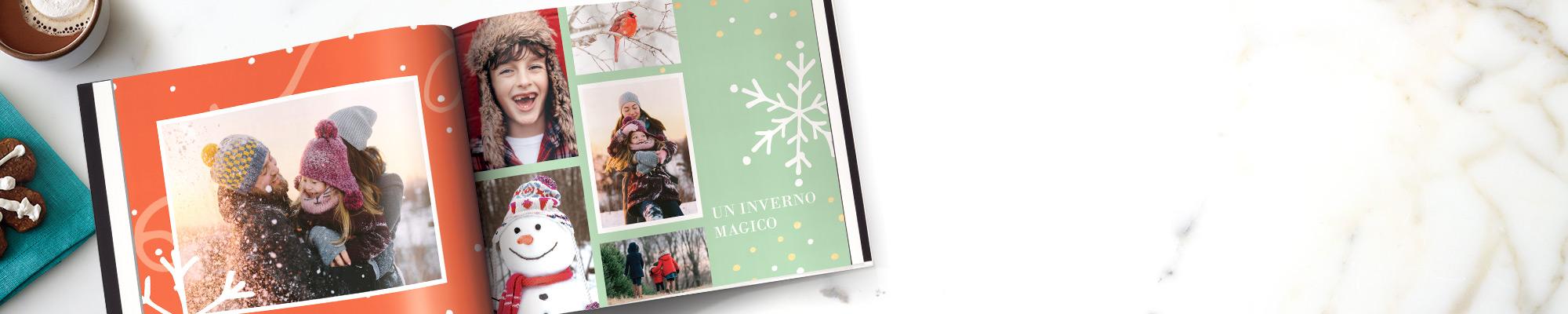 FotoLibri Racconta la tua storia...conserva per sempre i tuoi ricordi speciali in un bellissimo fotolibro.