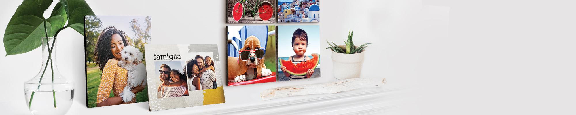 foto arredo e decorazioni pareti