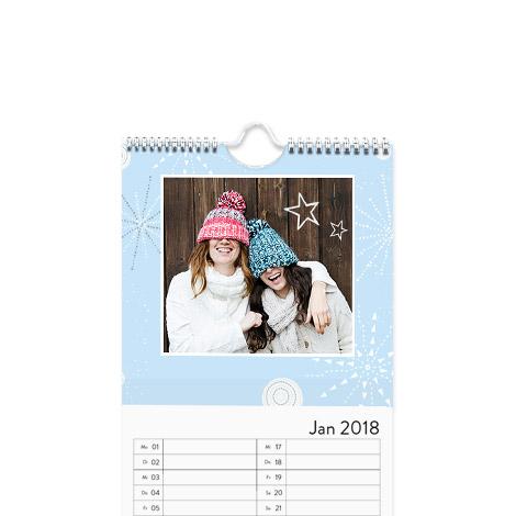 Fotokalender 2017 Gestalten: Online Erstellen – 100% Anpassbar
