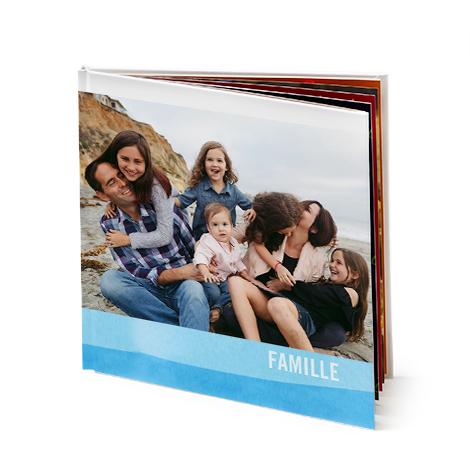 Livre Photo 30x30 cm