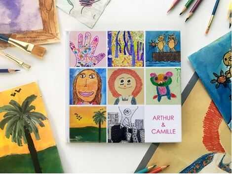 livre photo pour les enfants