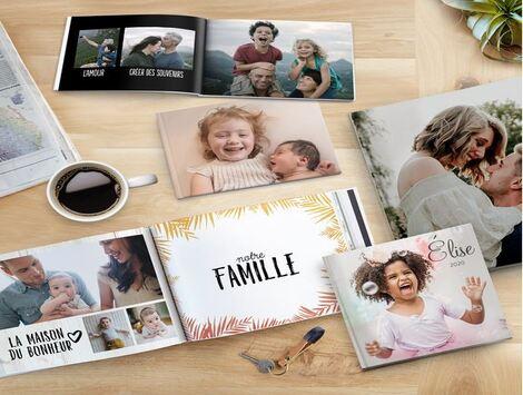 album photo histoire de famille