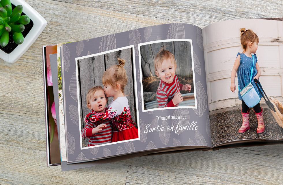 Conseils utiles pour créer des livres photo