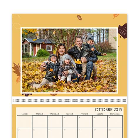 Calendario Creativo XXL