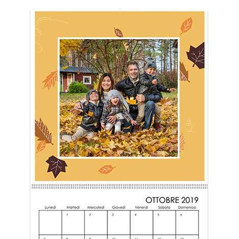 Calendario Creativo XL Deluxe
