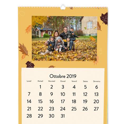 Calendario Classico A3