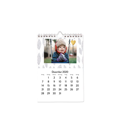 Wandkalender A5