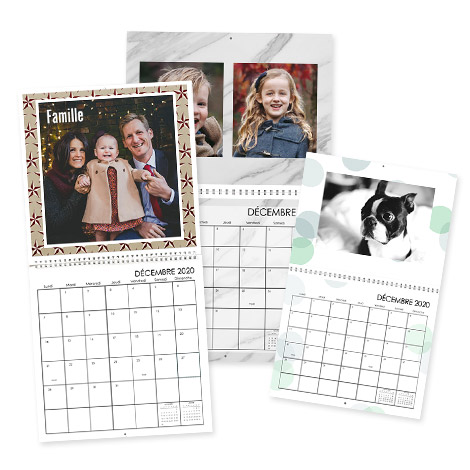 Calendrier Perpetuel Personnalise 365 Jours.Calendriers Photos Personnalises A Petits Prix Snapfish Fr