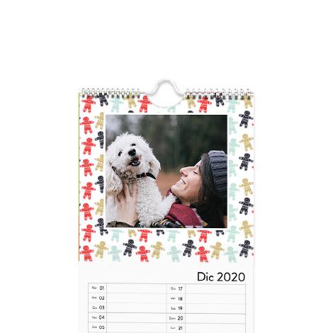 Foto Calendario da Cucina