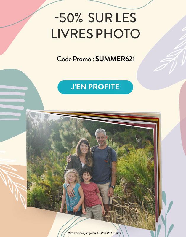 Livres Photo -50%