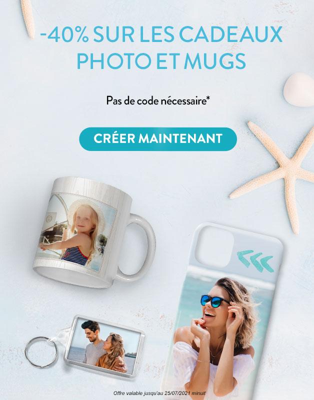 CADEAUX PHOTO -40%