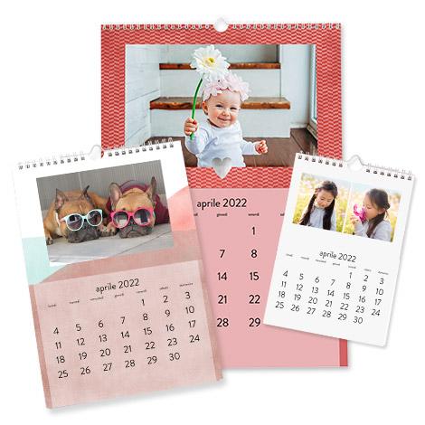 Calendari personalizzati Classici