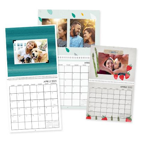 Calendari personalizzati Creativi
