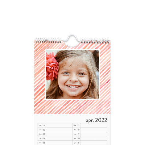 Calendario personalizzato da Cucina