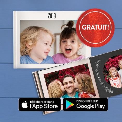 Appli FreePrints Photobooks