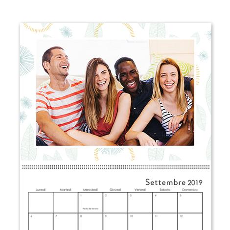Foto Calendario creativo XXL