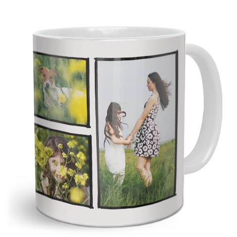 Kaffeetasse in matt 325 ml