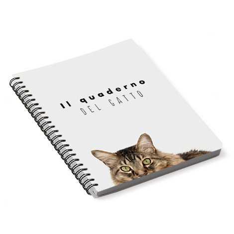 Quaderno personalizzato con foto