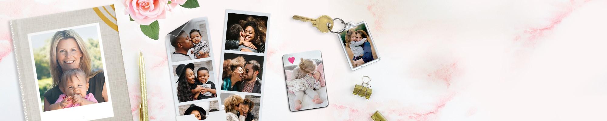 Cadeaux photos personnalisés pour hommes et femmes