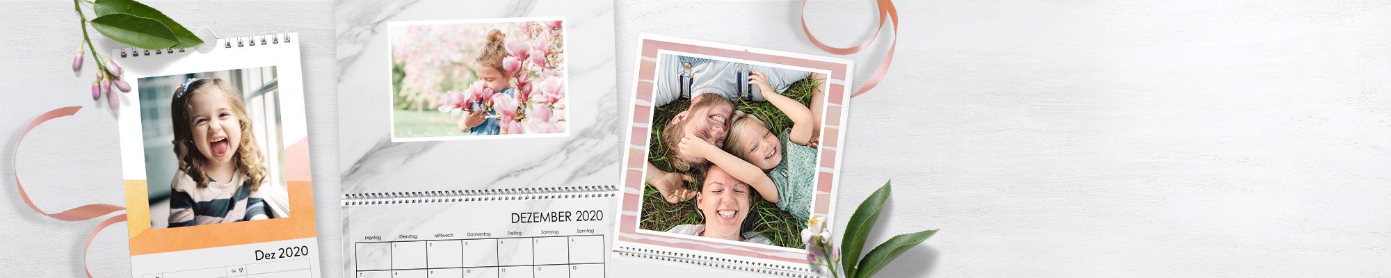 Individuelle Kalender 2020