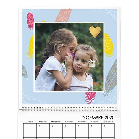 Foto Calendario Creativo XL Deluxe