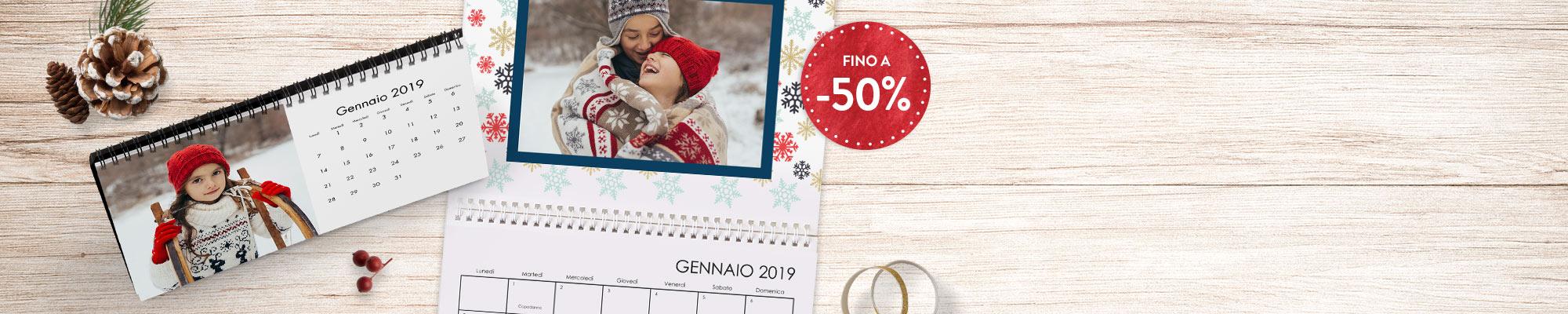 Foto Calendari Personalizzati