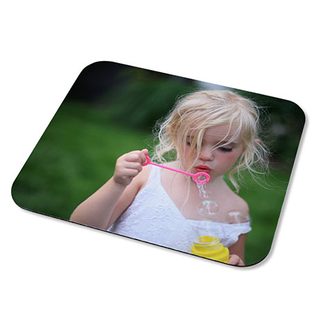 Icon Custom Photo Mousepad