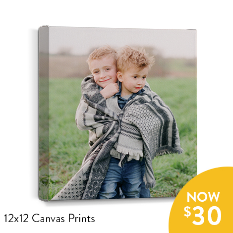 Up to 50% off All Canvas + Decor