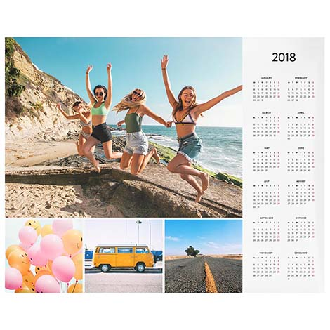 Calendar Posters (glossy)
