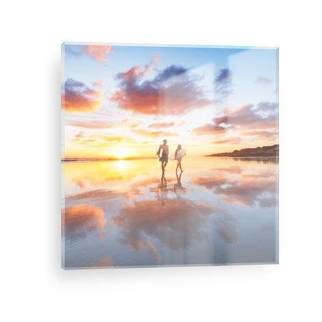 40x40cm Acrylic Print