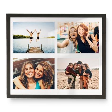 40x47cm Framed Print (4x Images)
