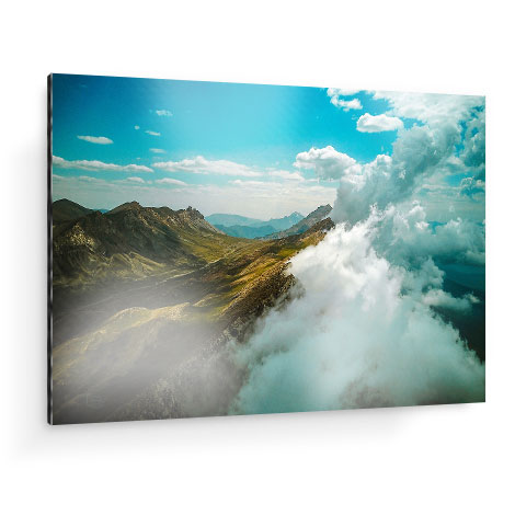 50x75cm Premium Metal Print