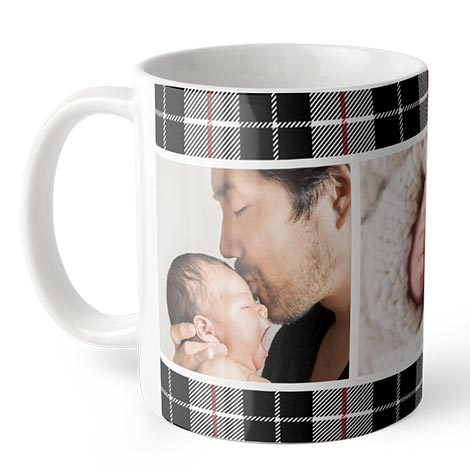 Coffee Mug (Plaid)
